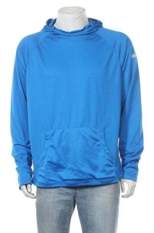 Ανδρική αθλητική μπλούζα H&M Sport, Μέγεθος XL, Χρώμα Μπλέ, Πολυεστέρας, Τιμή 12,86€