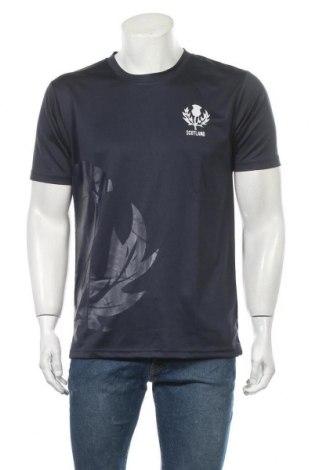 Ανδρικό t-shirt, Μέγεθος M, Χρώμα Μπλέ, Πολυεστέρας, Τιμή 7,10€