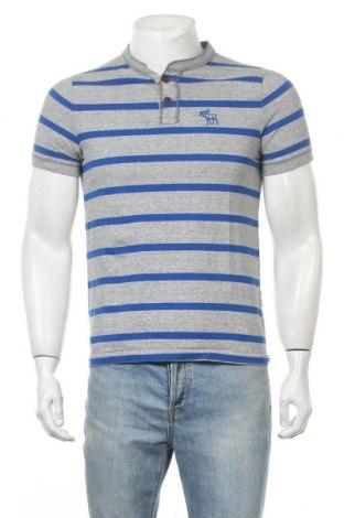 Ανδρικό t-shirt Abercrombie & Fitch, Μέγεθος M, Χρώμα Γκρί, Τιμή 15,07€