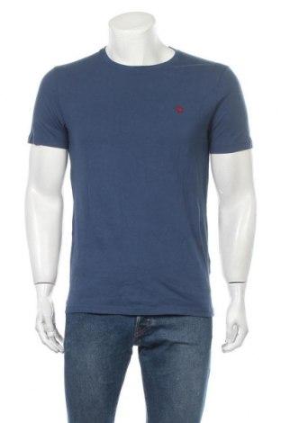 Ανδρικό t-shirt Abercrombie & Fitch, Μέγεθος M, Χρώμα Μπλέ, 100% βαμβάκι, Τιμή 20,10€