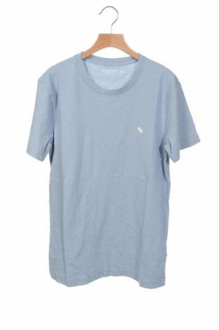 Ανδρικό t-shirt Abercrombie & Fitch, Μέγεθος XS, Χρώμα Μπλέ, 100% βαμβάκι, Τιμή 17,78€