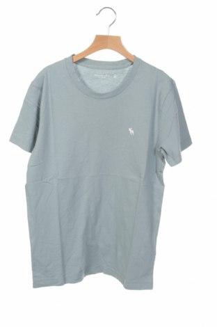 Ανδρικό t-shirt Abercrombie & Fitch, Μέγεθος XS, Χρώμα Πράσινο, 100% βαμβάκι, Τιμή 17,78€