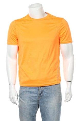 Ανδρικό t-shirt Active By Tchibo, Μέγεθος M, Χρώμα Πορτοκαλί, Πολυεστέρας, Τιμή 8,83€