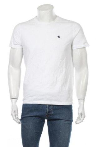 Ανδρικό t-shirt Abercrombie & Fitch, Μέγεθος M, Χρώμα Λευκό, Βαμβάκι, Τιμή 18,19€