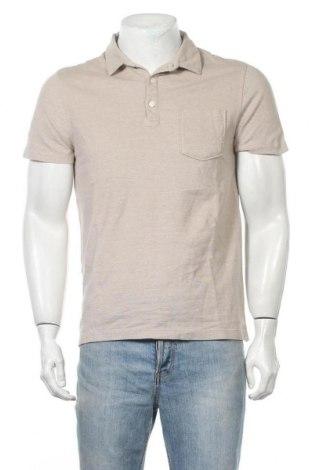 Ανδρικό t-shirt Banana Republic, Μέγεθος M, Χρώμα  Μπέζ, Βαμβάκι, Τιμή 5,91€