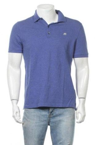 Ανδρικό t-shirt Banana Republic, Μέγεθος M, Χρώμα Βιολετί, 96% βαμβάκι, 4% ελαστάνη, Τιμή 14,13€