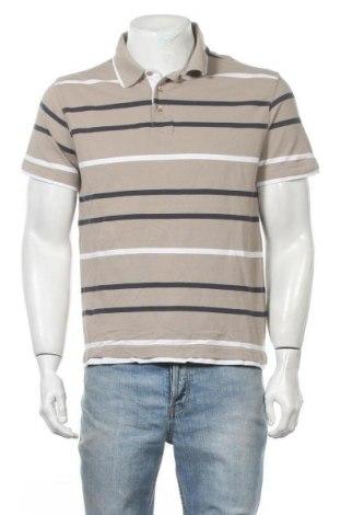 Ανδρικό t-shirt Bexleys, Μέγεθος L, Χρώμα  Μπέζ, Βαμβάκι, Τιμή 8,83€