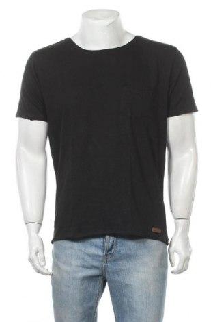 Ανδρικό t-shirt Brave Soul, Μέγεθος L, Χρώμα Μαύρο, Βαμβάκι, Τιμή 10,49€