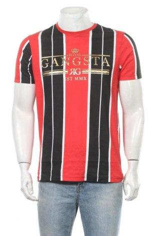 Ανδρικό t-shirt Brave Soul, Μέγεθος M, Χρώμα Πολύχρωμο, Βαμβάκι, Τιμή 11,92€