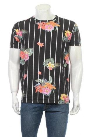 Ανδρικό t-shirt Brave Soul, Μέγεθος S, Χρώμα Πολύχρωμο, Βαμβάκι, Τιμή 11,54€