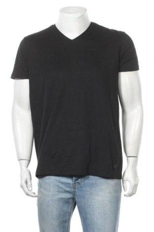 Ανδρικό t-shirt Broadway, Μέγεθος XL, Χρώμα Μαύρο, 60% βαμβάκι, 40% πολυεστέρας, Τιμή 9,35€