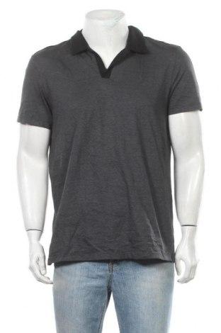 Ανδρικό t-shirt Calvin Klein, Μέγεθος XL, Χρώμα Γκρί, Βαμβάκι, Τιμή 19,74€