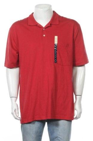 Ανδρικό t-shirt Cherokee, Μέγεθος XL, Χρώμα Κόκκινο, 60% βαμβάκι, 40% πολυεστέρας, Τιμή 14,94€