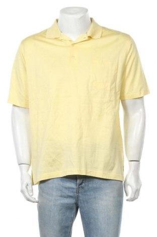 Ανδρικό t-shirt Christian Berg, Μέγεθος L, Χρώμα Κίτρινο, Τιμή 12,34€