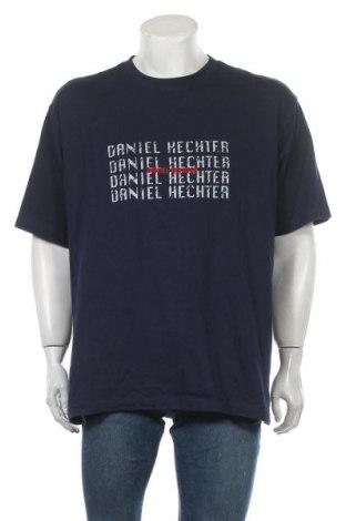 Ανδρικό t-shirt Daniel Hechter, Μέγεθος XXL, Χρώμα Μπλέ, Βαμβάκι, Τιμή 14,29€