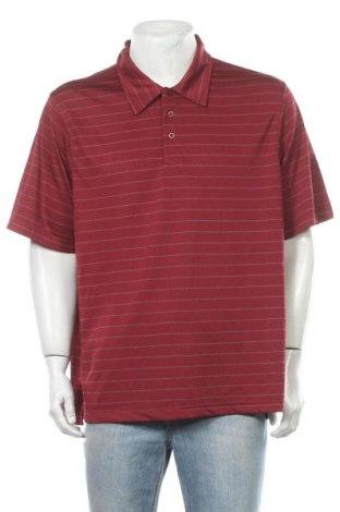 Ανδρικό t-shirt Denver Hayes, Μέγεθος XXL, Χρώμα Κόκκινο, Πολυεστέρας, Τιμή 16,37€