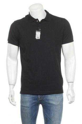 Мъжка тениска Diesel, Размер L, Цвят Черен, 95% памук, 5% еластан, Цена 89,25лв.