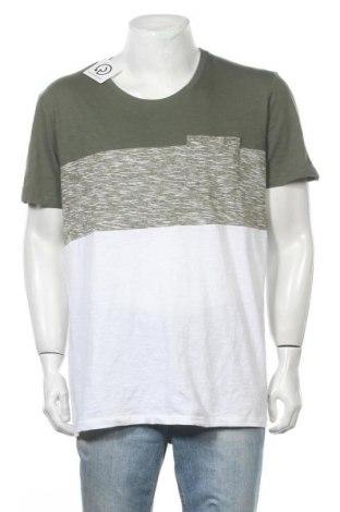 Ανδρικό t-shirt Edc By Esprit, Μέγεθος XL, Χρώμα Πράσινο, Βαμβάκι, Τιμή 10,49€
