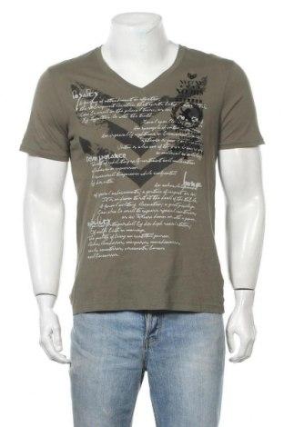 Ανδρικό t-shirt Express, Μέγεθος S, Χρώμα Πράσινο, Βαμβάκι, Τιμή 9,94€