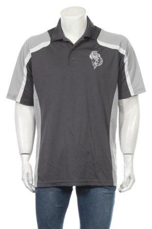 Ανδρικό t-shirt Extreme, Μέγεθος XL, Χρώμα Γκρί, Πολυεστέρας, Τιμή 7,73€