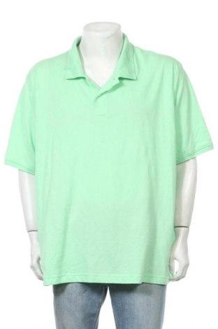 Ανδρικό t-shirt Faded Glory, Μέγεθος 3XL, Χρώμα Πράσινο, 60% βαμβάκι, 40% πολυεστέρας, Τιμή 11,69€