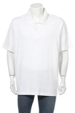 Ανδρικό t-shirt Faded Glory, Μέγεθος XXL, Χρώμα Λευκό, Βαμβάκι, Τιμή 11,04€
