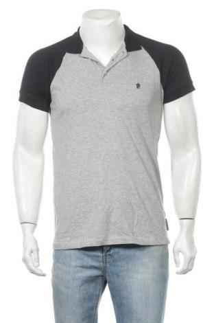 Ανδρικό t-shirt French Connection, Μέγεθος M, Χρώμα Μπλέ, 90% βαμβάκι, 10% βισκόζη, Τιμή 33,78€