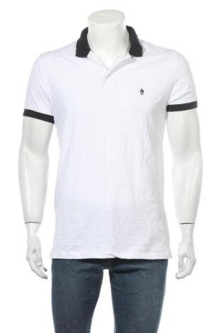 Ανδρικό t-shirt French Connection, Μέγεθος L, Χρώμα Λευκό, Βαμβάκι, Τιμή 15,46€