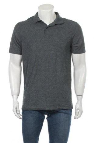 Мъжка тениска Gildan, Размер L, Цвят Син, 65% полиестер, 35% памук, Цена 17,85лв.