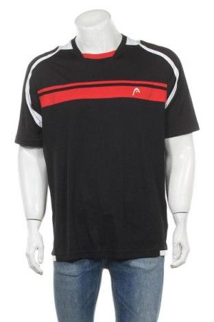 Ανδρικό t-shirt Head, Μέγεθος XL, Χρώμα Μαύρο, Πολυεστέρας, Τιμή 11,11€