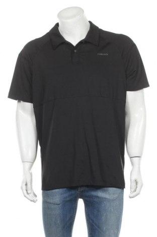 Ανδρικό t-shirt Head, Μέγεθος XL, Χρώμα Μαύρο, 95% πολυεστέρας, 5% ελαστάνη, Τιμή 7,79€