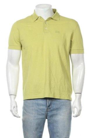 Ανδρικό t-shirt Hugo Boss, Μέγεθος M, Χρώμα Πράσινο, Βαμβάκι, Τιμή 33,77€