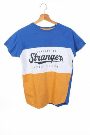 Ανδρικό t-shirt Inside, Μέγεθος XS, Χρώμα Πολύχρωμο, Βαμβάκι, Τιμή 9,09€