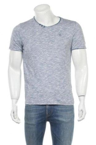 Ανδρικό t-shirt Jack & Jones, Μέγεθος M, Χρώμα Μπλέ, Βαμβάκι, Τιμή 9,74€