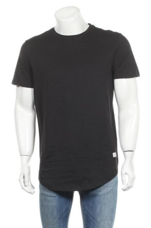 Ανδρικό t-shirt Jack & Jones, Μέγεθος L, Χρώμα Μαύρο, 100% βαμβάκι, Τιμή 15,08€