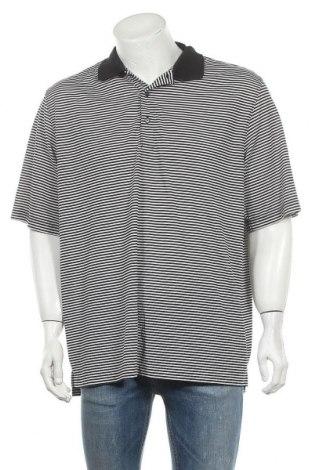 Мъжка тениска Jack Nicklaus, Размер XL, Цвят Черен, Полиестер, Цена 15,96лв.