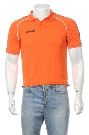 Ανδρικό t-shirt Jako, Μέγεθος XS, Χρώμα Πορτοκαλί, Πολυεστέρας, Τιμή 12,25€