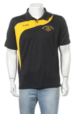 Ανδρικό t-shirt Jako, Μέγεθος XL, Χρώμα Μαύρο, Πολυεστέρας, Τιμή 9,94€