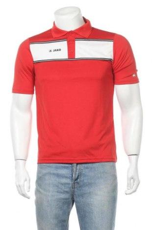 Ανδρικό t-shirt Jako, Μέγεθος S, Χρώμα Κόκκινο, Πολυεστέρας, Τιμή 6,60€