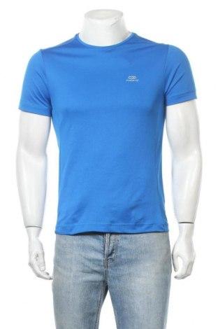 Мъжка тениска Kalenji, Размер S, Цвят Син, Цена 15,17лв.