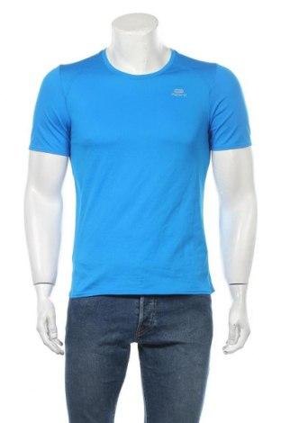 Мъжка тениска Kalenji, Размер S, Цвят Син, Цена 7,56лв.