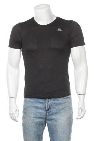 Мъжка тениска Kalenji, Размер XS, Цвят Черен, Полиестер, Цена 8,03лв.