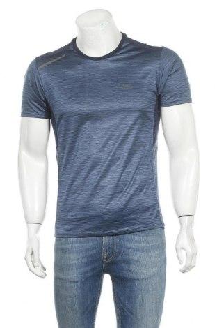 Мъжка тениска Kalenji, Размер M, Цвят Син, Цена 14,96лв.