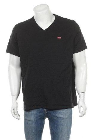 Ανδρικό t-shirt Levi's, Μέγεθος XL, Χρώμα Μαύρο, Βαμβάκι, Τιμή 18,19€
