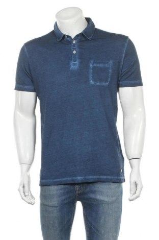 Ανδρικό t-shirt Marc O'Polo, Μέγεθος L, Χρώμα Μπλέ, Βαμβάκι, Τιμή 16,37€