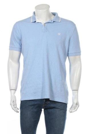 Ανδρικό t-shirt Marc O'Polo, Μέγεθος L, Χρώμα Μπλέ, Βαμβάκι, Τιμή 16,24€