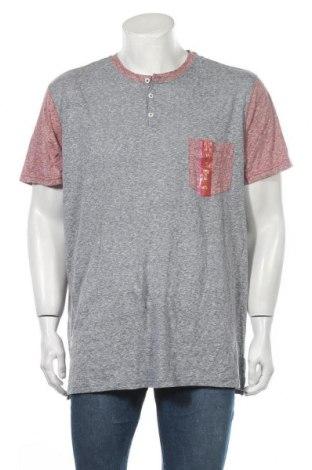 Ανδρικό t-shirt Mossimo, Μέγεθος XXL, Χρώμα Μπλέ, Τιμή 16,89€