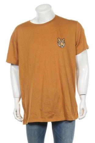 Мъжка тениска Old Navy, Размер XXL, Цвят Жълт, 60% памук, 40% полиестер, Цена 13,97лв.