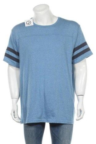 Мъжка тениска Old Navy, Размер XXL, Цвят Син, 55% памук, 34% полиестер, 11% вискоза, Цена 25,94лв.