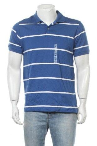 Мъжка тениска Old Navy, Размер M, Цвят Син, Памук, Цена 25,94лв.